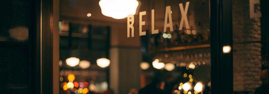 Вечерний коктейль Relax