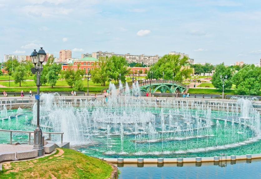 Чем заняться летом в парках?