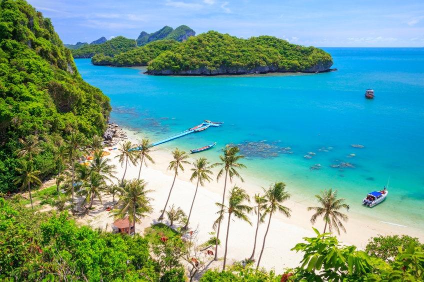 Популярные курорты Тайланда